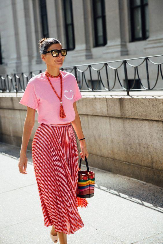 Inspiration | Pink & Red
