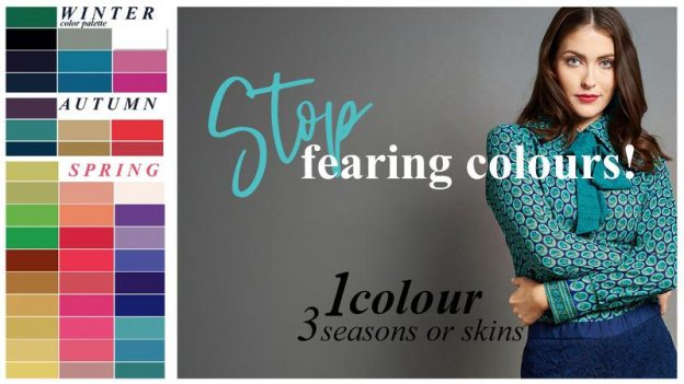Style Tip | Stop Fearing Colours