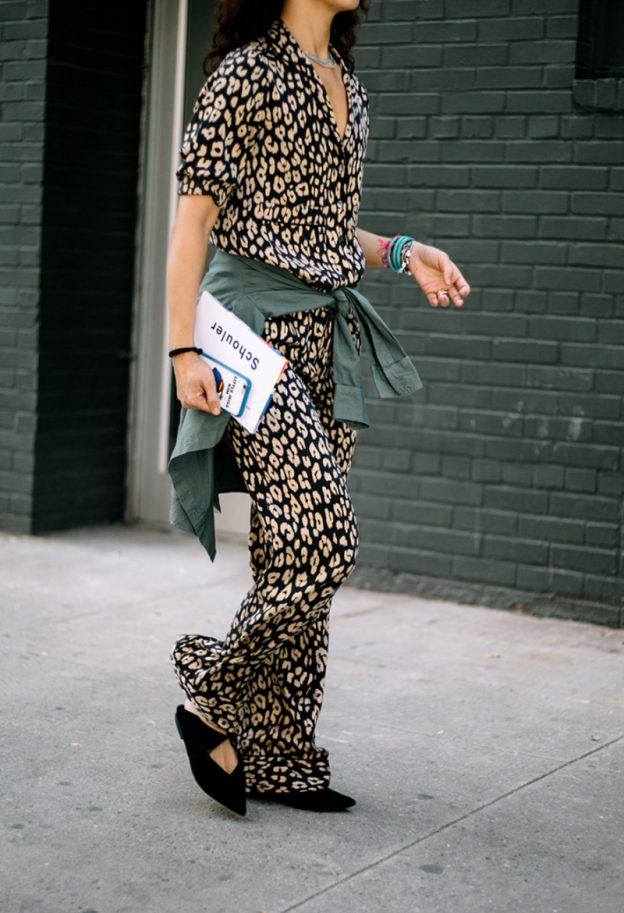 Style Tips | Don't Be Afraid Of Leopard Print